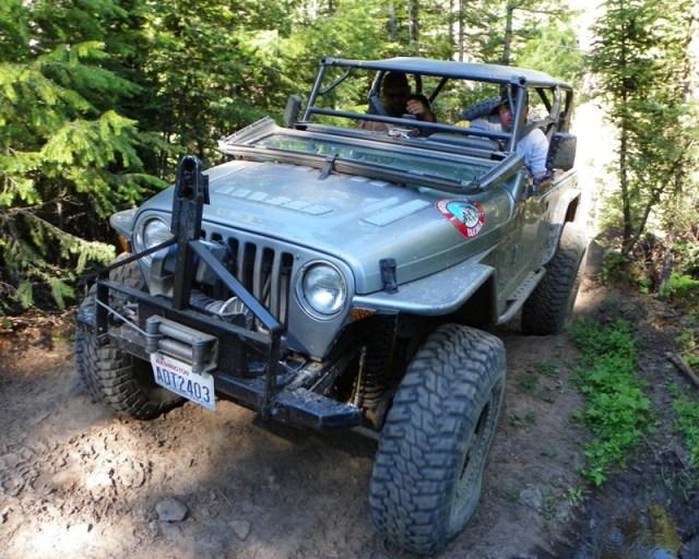Pacific Northwest 4 Wheel Drive Association's 2011 Trail Jamboree – Day 2 of 5 8