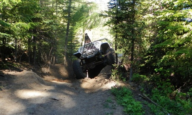 Pacific Northwest 4 Wheel Drive Association's 2011 Trail Jamboree – Day 2 of 5 13