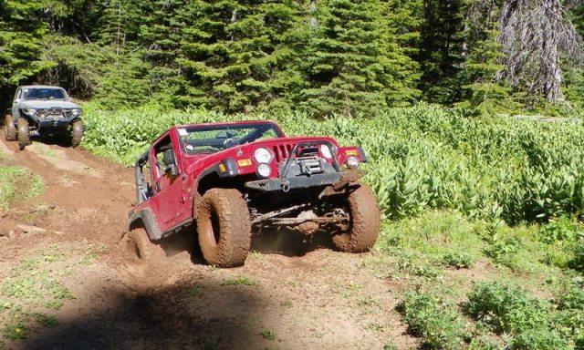 Pacific Northwest 4 Wheel Drive Association's 2011 Trail Jamboree – Day 2 of 5 18