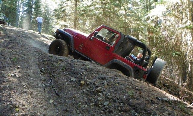 Pacific Northwest 4 Wheel Drive Association's 2011 Trail Jamboree – Day 2 of 5 22