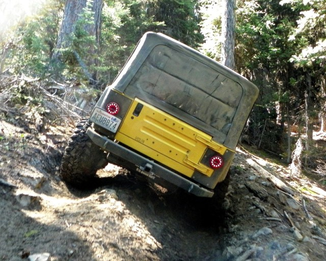 Pacific Northwest 4 Wheel Drive Association's 2011 Trail Jamboree – Day 2 of 5 33