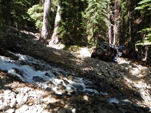 Pacific Northwest 4 Wheel Drive Association's 2011 Trail Jamboree – Day 2 of 5 46