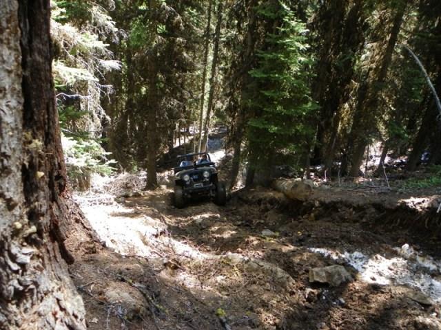 Pacific Northwest 4 Wheel Drive Association's 2011 Trail Jamboree – Day 2 of 5 49