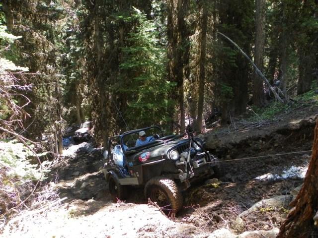 Pacific Northwest 4 Wheel Drive Association's 2011 Trail Jamboree – Day 2 of 5 50