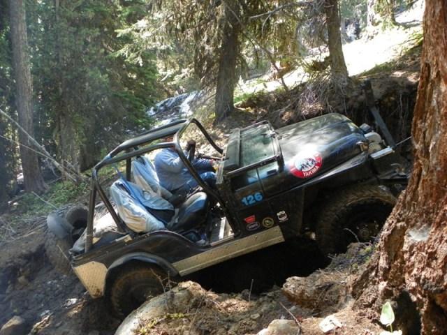 Pacific Northwest 4 Wheel Drive Association's 2011 Trail Jamboree – Day 2 of 5 51