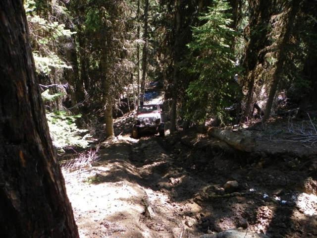 Pacific Northwest 4 Wheel Drive Association's 2011 Trail Jamboree – Day 2 of 5 52