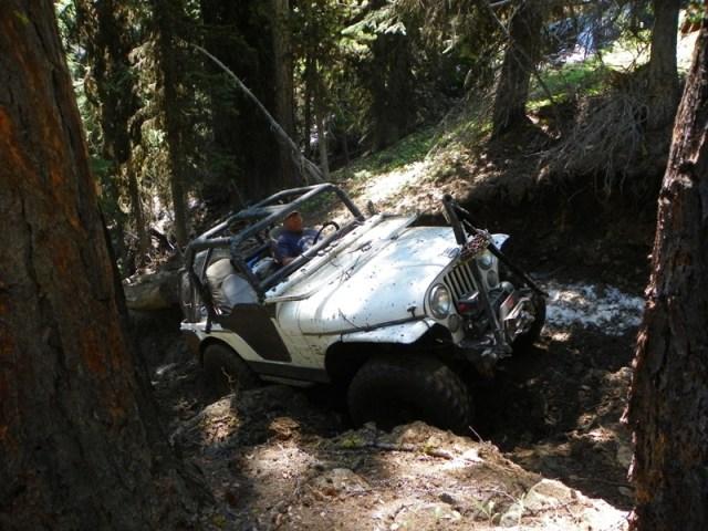 Pacific Northwest 4 Wheel Drive Association's 2011 Trail Jamboree – Day 2 of 5 56