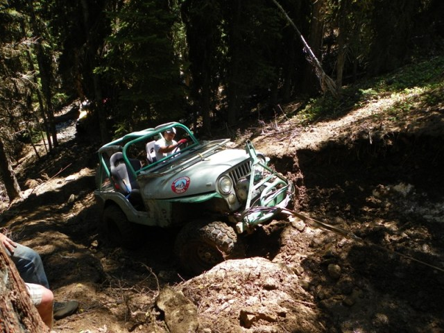 Pacific Northwest 4 Wheel Drive Association's 2011 Trail Jamboree – Day 2 of 5 64