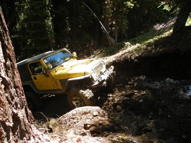 Pacific Northwest 4 Wheel Drive Association's 2011 Trail Jamboree – Day 2 of 5 68
