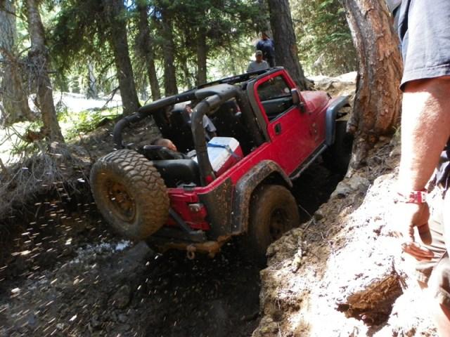 Pacific Northwest 4 Wheel Drive Association's 2011 Trail Jamboree – Day 2 of 5 74