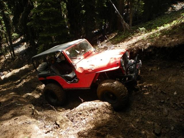 Pacific Northwest 4 Wheel Drive Association's 2011 Trail Jamboree – Day 2 of 5 79