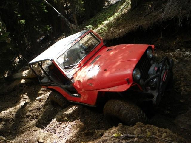 Pacific Northwest 4 Wheel Drive Association's 2011 Trail Jamboree – Day 2 of 5 80