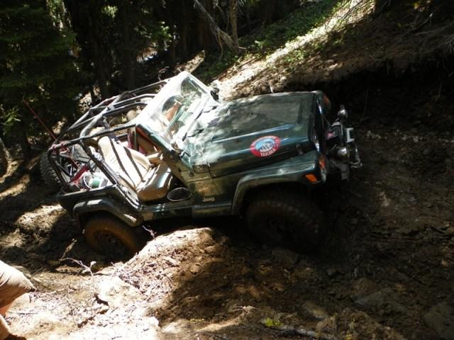 Pacific Northwest 4 Wheel Drive Association's 2011 Trail Jamboree – Day 2 of 5 82