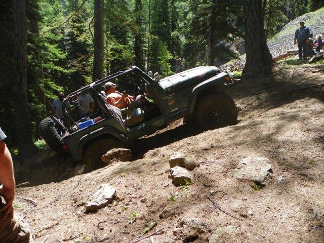 Pacific Northwest 4 Wheel Drive Association's 2011 Trail Jamboree – Day 2 of 5 84