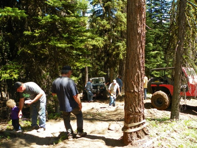 Pacific Northwest 4 Wheel Drive Association's 2011 Trail Jamboree – Day 2 of 5 86