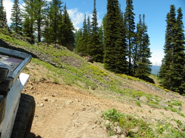 Pacific Northwest 4 Wheel Drive Association's 2011 Trail Jamboree – Day 2 of 5 90