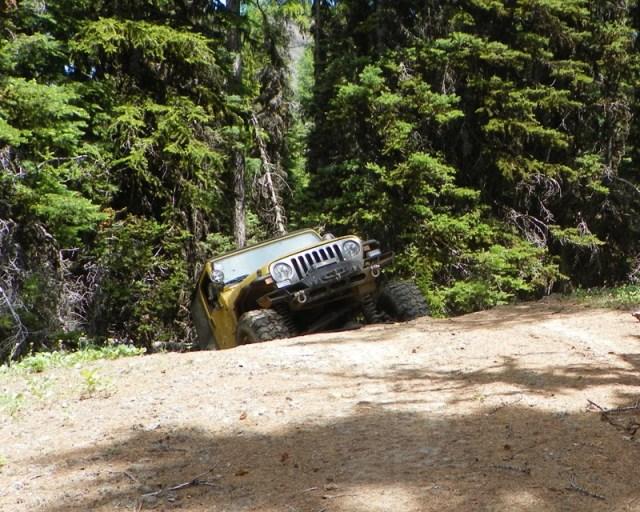 Pacific Northwest 4 Wheel Drive Association's 2011 Trail Jamboree – Day 2 of 5 97