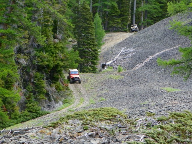 Pacific Northwest 4 Wheel Drive Association's 2011 Trail Jamboree – Day 2 of 5 98