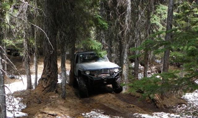 Pacific Northwest 4 Wheel Drive Association's 2011 Trail Jamboree – Day 2 of 5 110