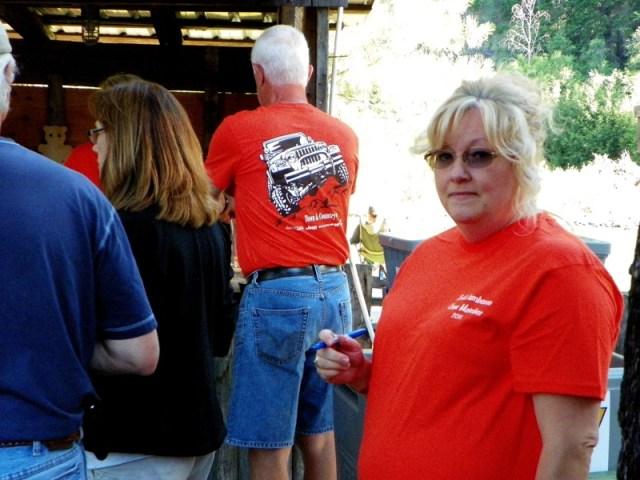 Pacific Northwest 4 Wheel Drive Association's 2011 Trail Jamboree – Day 2 of 5 121