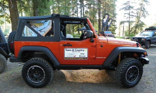 Pacific Northwest 4 Wheel Drive Association's 2011 Trail Jamboree – Day 2 of 5 126