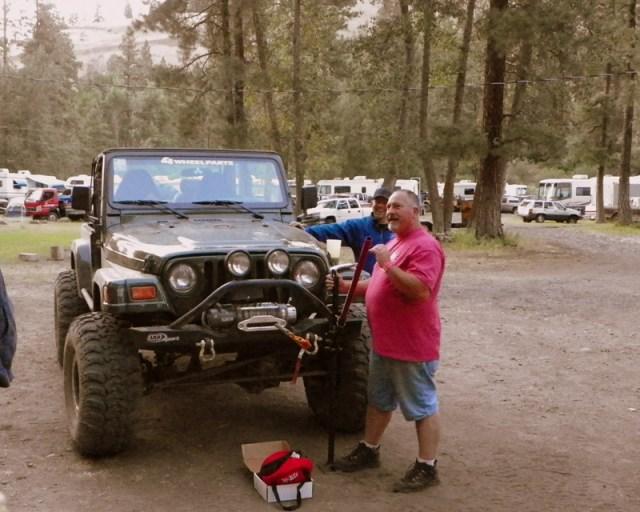 Pacific Northwest 4 Wheel Drive Association's 2011 Trail Jamboree – Day 2 of 5 140