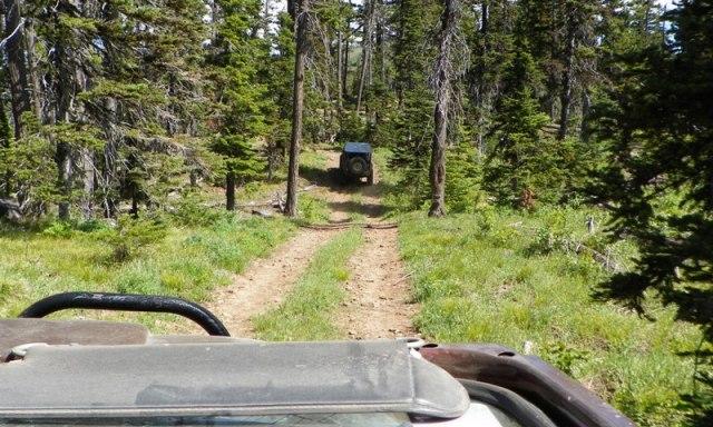 Pacific Northwest 4 Wheel Drive Association's 2011 Trail Jamboree – Day 3 of 5 10