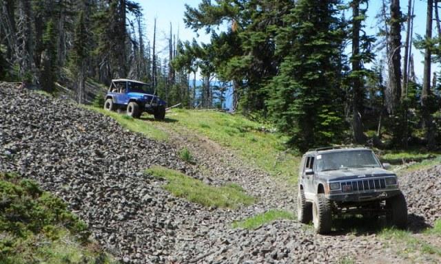 Pacific Northwest 4 Wheel Drive Association's 2011 Trail Jamboree – Day 3 of 5 13