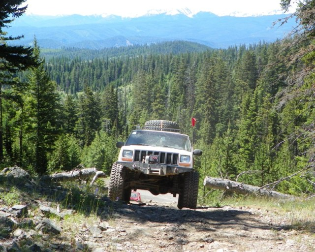 Pacific Northwest 4 Wheel Drive Association's 2011 Trail Jamboree – Day 3 of 5 22
