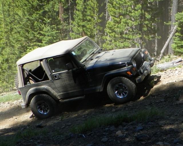 Pacific Northwest 4 Wheel Drive Association's 2011 Trail Jamboree – Day 3 of 5 31