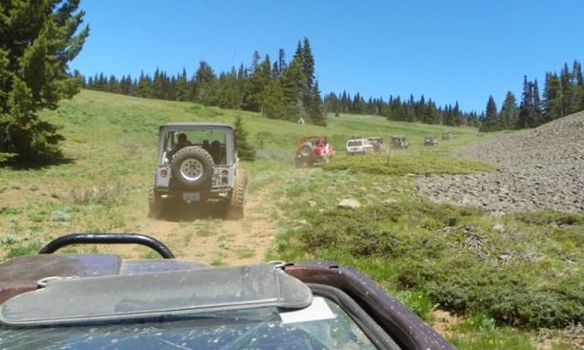 Pacific Northwest 4 Wheel Drive Association's 2011 Trail Jamboree – Day 3 of 5 35