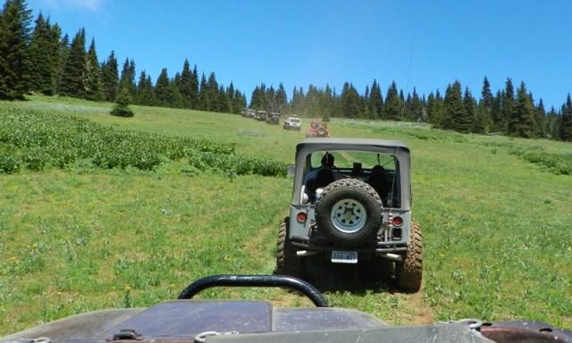 Pacific Northwest 4 Wheel Drive Association's 2011 Trail Jamboree – Day 3 of 5 36