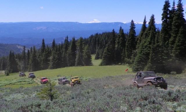 Pacific Northwest 4 Wheel Drive Association's 2011 Trail Jamboree – Day 3 of 5 37