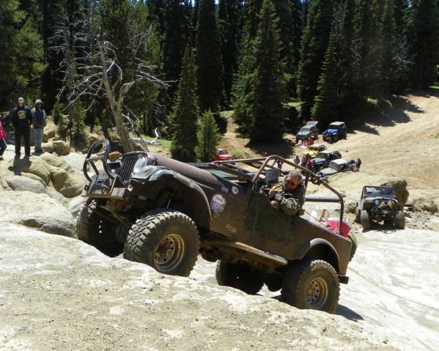 Pacific Northwest 4 Wheel Drive Association's 2011 Trail Jamboree – Day 3 of 5 54