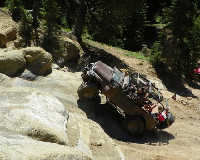 Pacific Northwest 4 Wheel Drive Association's 2011 Trail Jamboree – Day 3 of 5 57