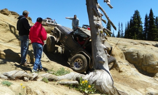 Pacific Northwest 4 Wheel Drive Association's 2011 Trail Jamboree – Day 3 of 5 74
