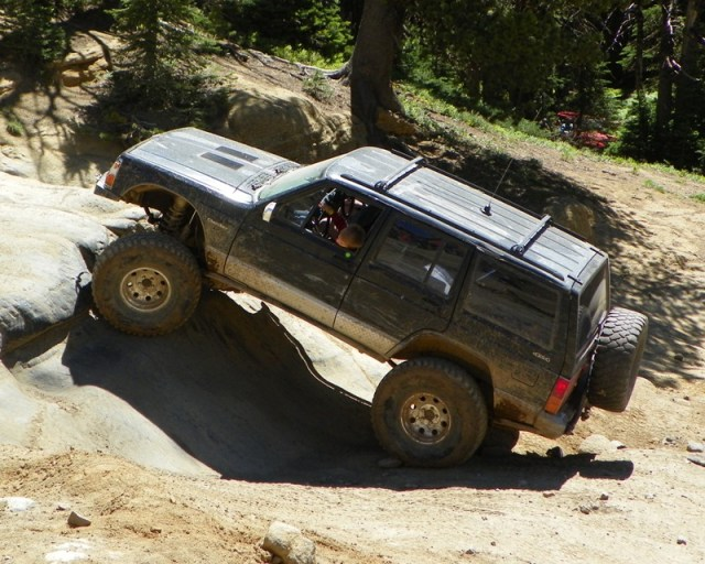 Pacific Northwest 4 Wheel Drive Association's 2011 Trail Jamboree – Day 3 of 5 79