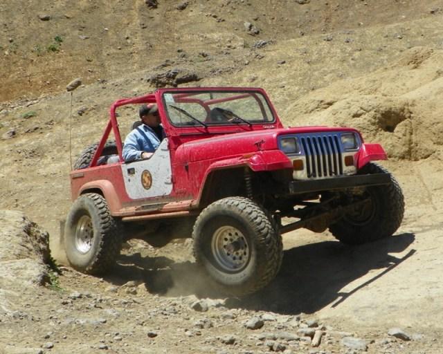 Pacific Northwest 4 Wheel Drive Association's 2011 Trail Jamboree – Day 3 of 5 82