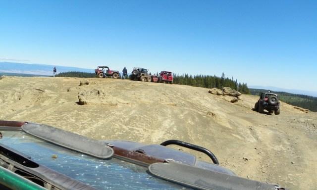 Pacific Northwest 4 Wheel Drive Association's 2011 Trail Jamboree – Day 3 of 5 89