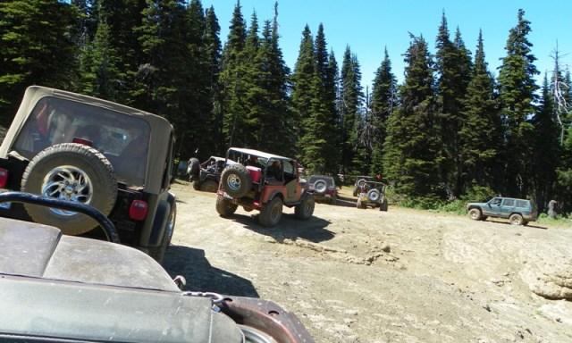 Pacific Northwest 4 Wheel Drive Association's 2011 Trail Jamboree – Day 3 of 5 94