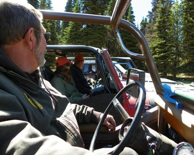 Pacific Northwest 4 Wheel Drive Association's 2011 Trail Jamboree – Day 3 of 5 99