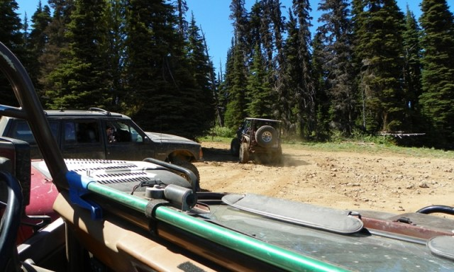 Pacific Northwest 4 Wheel Drive Association's 2011 Trail Jamboree – Day 3 of 5 100