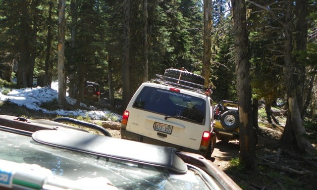 Pacific Northwest 4 Wheel Drive Association's 2011 Trail Jamboree – Day 3 of 5 102