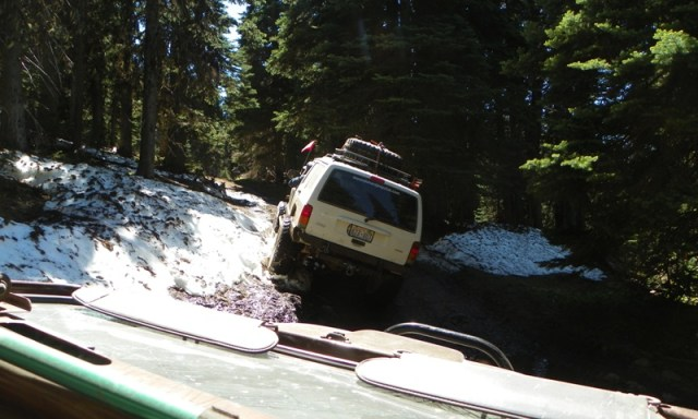 Pacific Northwest 4 Wheel Drive Association's 2011 Trail Jamboree – Day 3 of 5 106