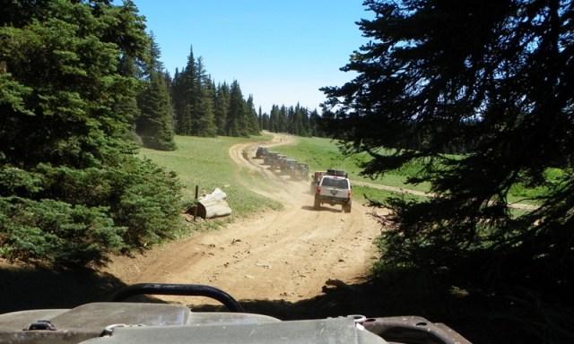 Pacific Northwest 4 Wheel Drive Association's 2011 Trail Jamboree – Day 3 of 5 110