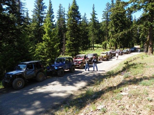 Pacific Northwest 4 Wheel Drive Association's 2011 Trail Jamboree – Day 3 of 5 117