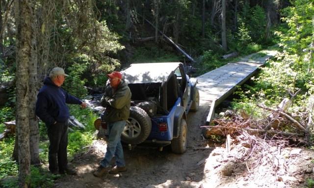 Pacific Northwest 4 Wheel Drive Association's 2011 Trail Jamboree – Day 4 & 5 of 5 24