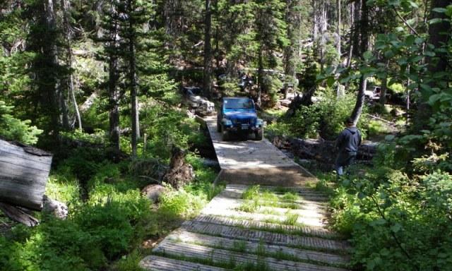 Pacific Northwest 4 Wheel Drive Association's 2011 Trail Jamboree – Day 4 & 5 of 5 28