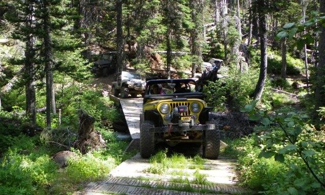Pacific Northwest 4 Wheel Drive Association's 2011 Trail Jamboree – Day 4 & 5 of 5 32