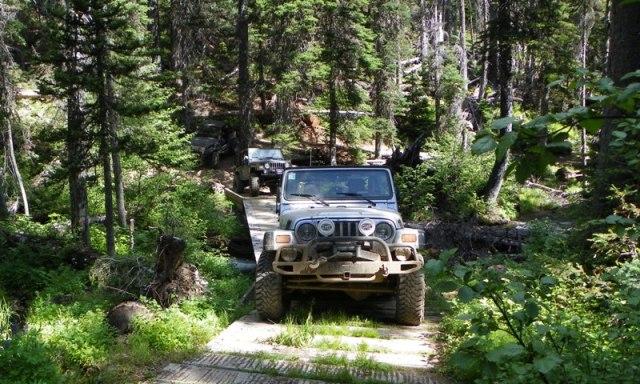 Pacific Northwest 4 Wheel Drive Association's 2011 Trail Jamboree – Day 4 & 5 of 5 33